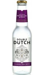 Double Dutch - Cranberry And Ginger Tonic Water