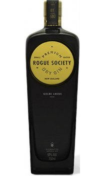 Rogue Society - Scapegrace Goldilocks Gin