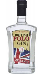 British Polo Gin - No.3 Botanical