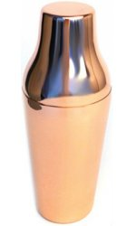 Copper Shaker - 2 Piece Set