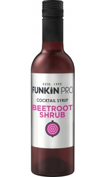 Funkin Syrups - Beetroot Shrub