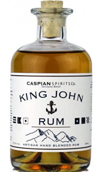 Caspian Spirits - King John
