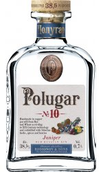 Polugar - No. 10 (Old Russian Gin)