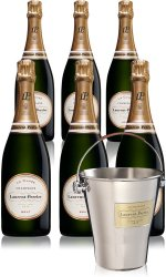 Laurent Perrier - La Cuvée Case With Ice Bucket