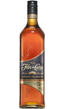 Flor de Cana - 5 Year Old