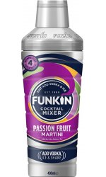 Funkin Cocktail Shaker - Passion Fruit Martini