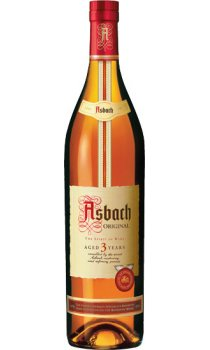 Asbach - Original 3 Year Old