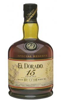 El Dorado - Finest Demerara 15 Year Old
