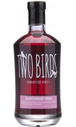 Two Birds - Blackcurrant And English Vodka