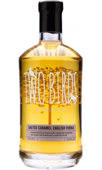Two Birds - Salted Caramel English Vodka