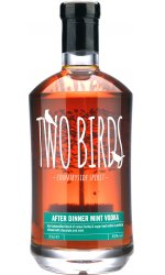Two Birds - After Dinner Mint And English Vodka
