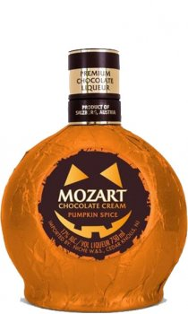 Mozart - Chocolate Cream Pumpkin Spice