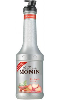Monin - Rhubarb Puree