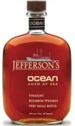 Jefferson's - Ocean Aged at Sea