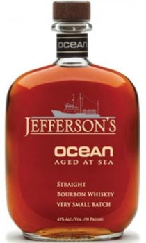Jeffersons - Ocean Aged at Sea