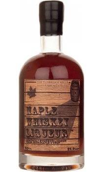 The Tunbridge Wells Co - Maple Whiskey Liqueur