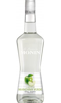 Monin - Manzana Verde (Green Apple) Liqueur