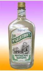 DR McGILLYCUDDYS - Mentholmint