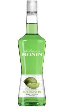 Monin - Green Melon Liqueur