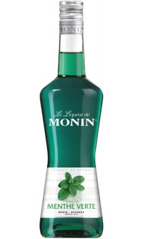 Monin - Green Mint Liqueur