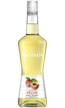 Monin - Peach Liqueur
