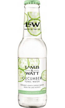 Lamb And Watt - Cucumber Tonic Water