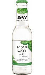 Lamb And Watt - Basil Tonic Water