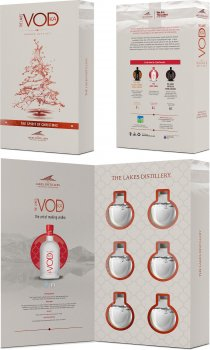 The Spirit Of Christmas - Vodka Baubles