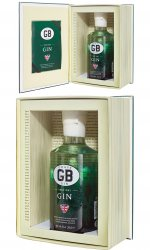 Chase Distillery - Williams GB Extra Dry Gin Replica Book Box