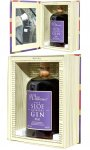 Chase Distillery - Sloe & Mulberry Gin Book Box