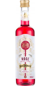 House of Broughton - Rose Natural Syrup