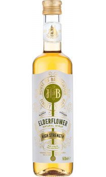 House of Broughton - Elderflower Natural Syrup