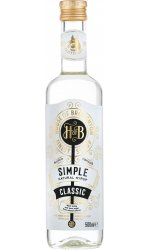 House of Broughton - Simple Natural Syrup