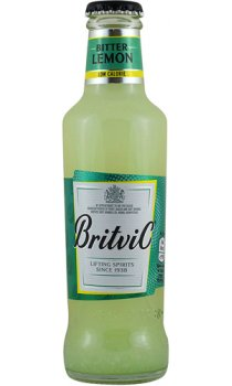 Britvic - Bitter Lemon Low Calorie