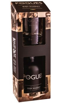 The Pogues - Irish Whiskey Mini Gift Pack
