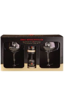 Whitley Neill - Twin Copa Glass Gift Pack With Miniatures