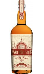 Worlds End - Dark Spiced Rum