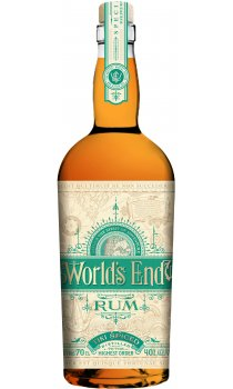 World's End - Tiki Spiced Rum