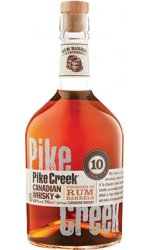 Pike Creek - Canadian Whiskey
