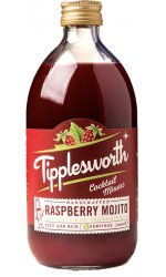 Tipplesworth - Raspberry Mojito Cocktail Mixer