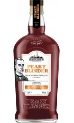 Peaky Blinder - Black Spiced Rum