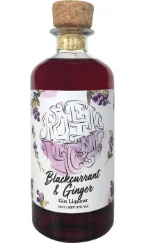 Poetic License - Blackcurrent & Ginger Gin Liqueur