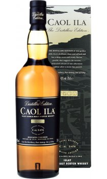 Caol Ila - Distillers Edition 2004