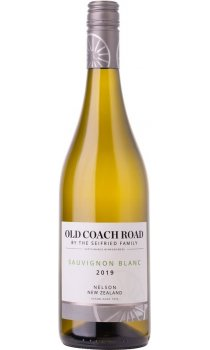Seifried Old Coach Road - Nelson Sauvignon Blanc 2017