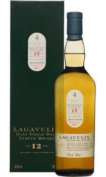 Lagavulin - 12 Year Old Cask Strength 2017 Special Release