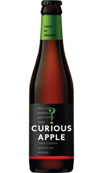 Curious Brewery - Curious Apple