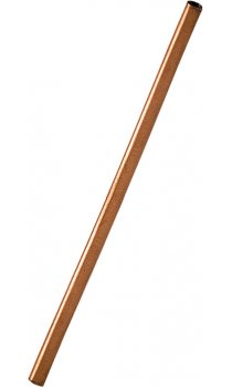 Solid Copper - Straw