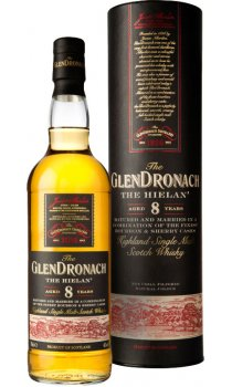 GlenDronach - 8 Year Old The Hielan