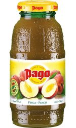 Pago - Peach Juice