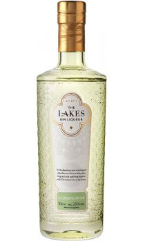 The Lakes - Elderflower Gin Liqueur